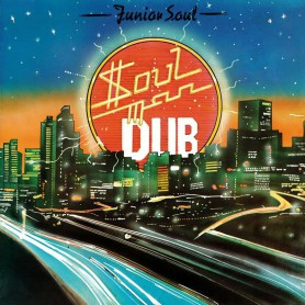 (LP) JUNIOR SOUL - SOUL MAN DUB