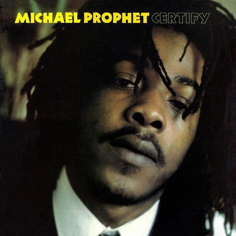 (LP) MICHAEL PROPHET - CERTIFY