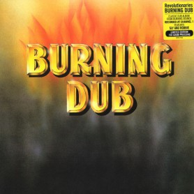 (LP) REVOLUTIONARIES - BURNING DUB (180g)