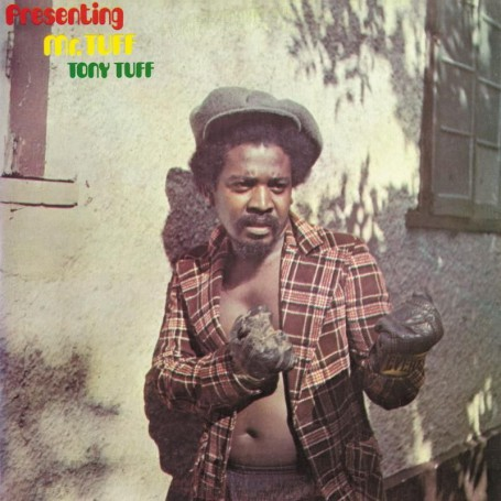 (LP) TONY TUFF - PRESENTING MR TUFF