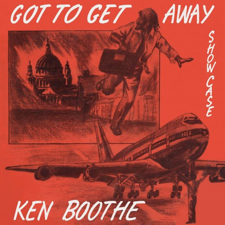 (LP) KEN BOOTHE - GOT TO GET AWAY SHOWCASE
