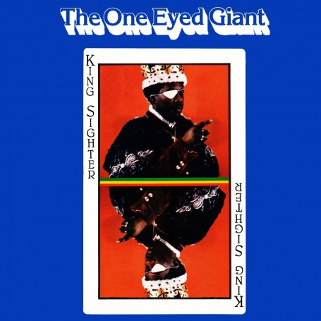 (LP) KING SIGHTER - THE ONE EYED GIANT