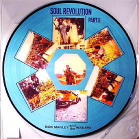 (LP) BOB MARLEY & THE WAILERS - SOUL REVOLUTION PART 2 (Picture Disc)