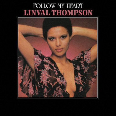 (LP) LINVAL THOMPSON - FOLLOW MY HEART