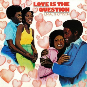 (LP) LINVAL THOMPSON - LOVE IS THE QUESTION