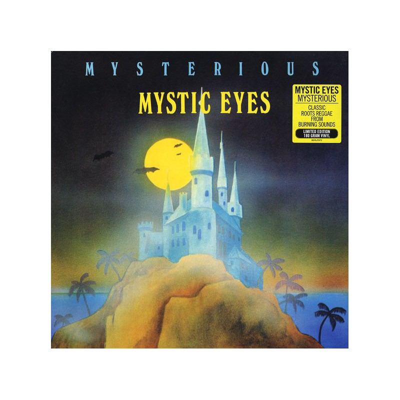 (LP) MISTYC EYES - MYSTERIOUS