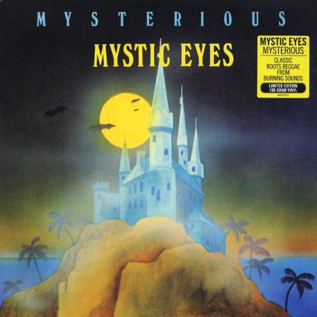 (LP) MYSTIC EYES - MYSTERIOUS