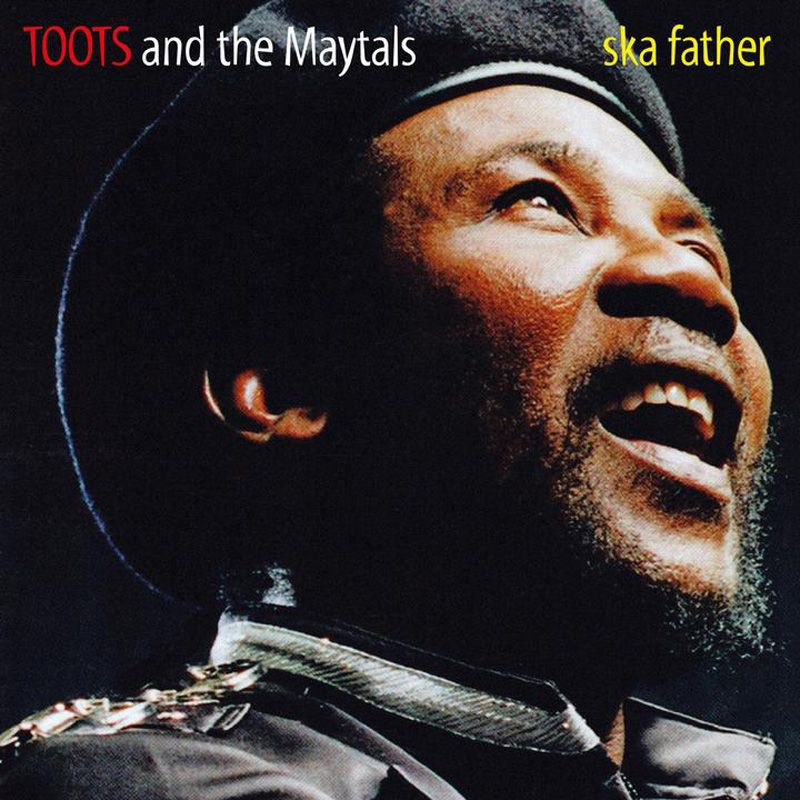 (LP) TOOTS & THE MAYTALS - SKA FATHER