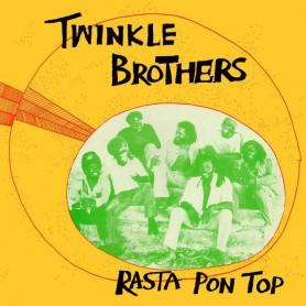 (LP) TWINKLE BROTHERS - RASTA PON TOP