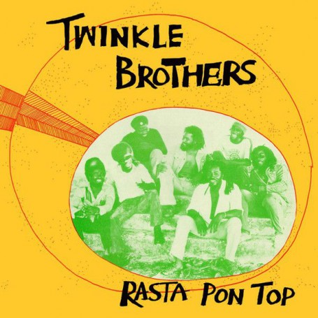 (LP) TWINKLE BROTHERS - RASTA PON TOP
