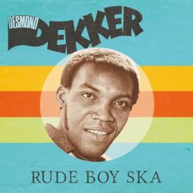 (LP) DESMOND DEKKER - RUDE BOY SKA