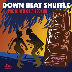 (2xLP) VARIOUS ARTISTS - DOWNBEAT SHUFFLE (Studio One)