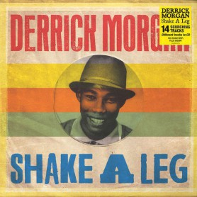(LP) DERRICK MORGAN - SHAKE A LEG