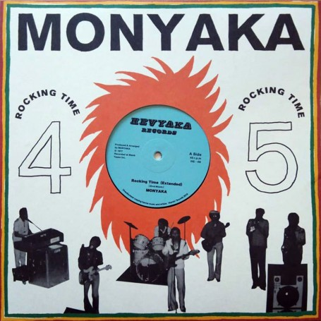"(12"") MONYAKA - ROCKING TIME"