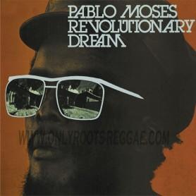 (LP) PABLO MOSES - REVOLUTIONARY DREAM