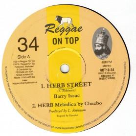 "(10"") BARRY ISSAC - HERB STREET / HERB HORNS"