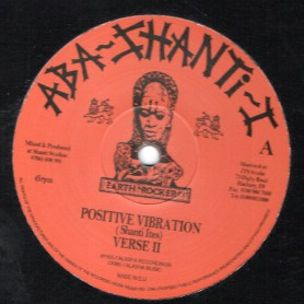 "(12"") SHANTI ITES - POSITIVE VIBRATION / LOVE & UNITY"