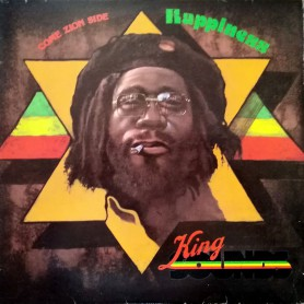(LP) KING SOUNDS - COME ZION SIDE / HAPPINESS
