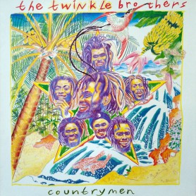 (LP) THE TWINKLE BROTHERS - COUNTRYMEN