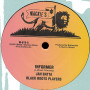 "(12"") JAH BATTA - INFORMER / LITTLE JOHN - TEAR DOWN THE DANCE HALL"