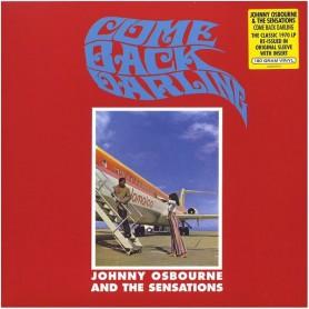 (LP) JOHNNY OSBOURNE & THE SENSATIONS - COME BACK DARLING (180 Gram Vinyl)
