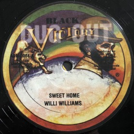 "(12"") WILLI WILLIAMS - SWEET HOME"