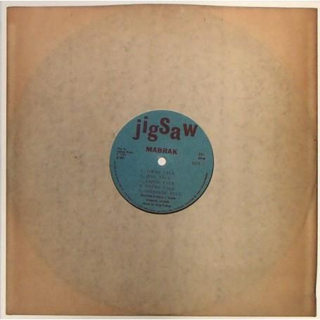 (LP) MABRAK - DRUM TALK