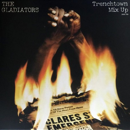 (LP) THE GLADIATORS - TRENCHTOWN MIX UP