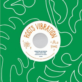 "(7"") WINSTON HEYWOOD - LONG LONG TIME / UPSETTERS - LONG TIME DUB"