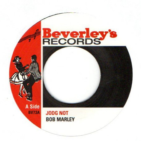 "(7"") BOB MARLEY - JUDGE NOT / DO YOU STILL LOVE ME"