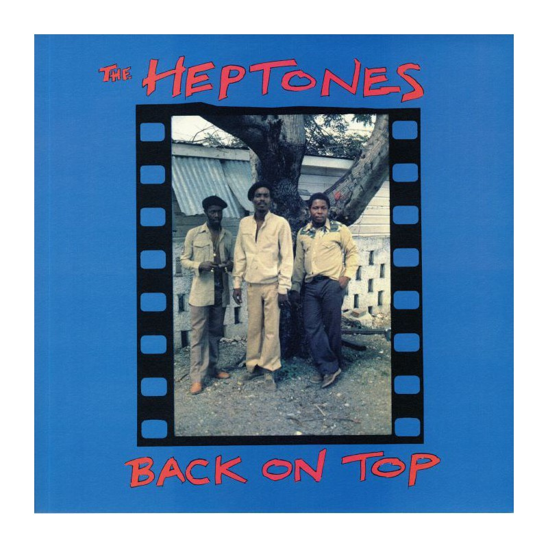 (LP) THE HEPTONES - BACK ON TOP