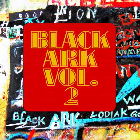 (LP) VARIOUS ARTISTS - BLACK ARK VOL.2