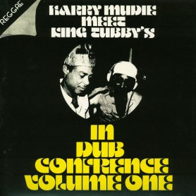 (LP) HARRY MUDIE MEETS KING TUBBY'S - IN DUB CONFERENCE VOLUME ONE