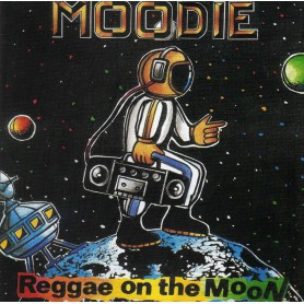 (LP) MOODIE – REGGAE ON THE MOON