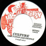 """(7"""") CULTURE - CAN'T STOP JAH PEOPLE / VERSION"""