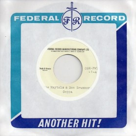 """(7"""") THE MAYTALS & DON DRUMMOND - COPPA / COME ALONG WITH ME"""