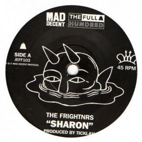 "(7"") THE FRIGHTNRS - SHARON / ADMIRATION"
