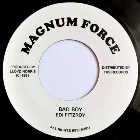 "(7"") EDI FITZROY - BAD BOY / VERSION"
