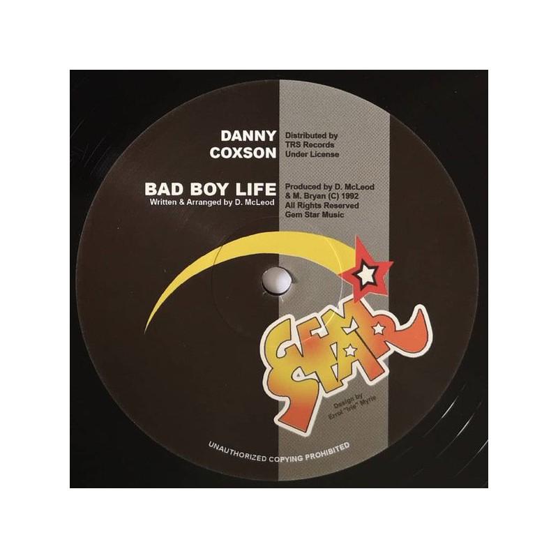 "(12"") DANNY COXSON - BAD BOY LIFE / MASS OUT"