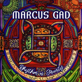 (LP) MARCUS GAD - RHYTHM OF SERENITY