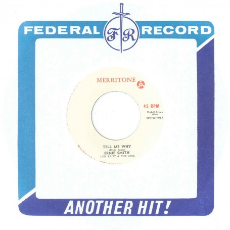 "(7"") ERNIE SMITH - TELL ME WHY / LYNN TAITT & THE JETS ‎– MR. DOOBY"