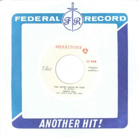 """(7"""") HENRY IIIRD, LYN TAITT AND THE JETS – YOU NEVER COULD BE TRUE / MIKE THOMPSON - GET ME TO THE CHURCH ON TIME"""