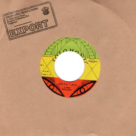 "(7"") WAILERS - DREAM LAND / DUBD VERSION"