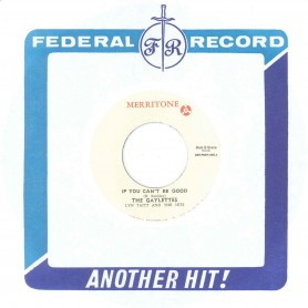 """(7"""") THE GAYLETTES, LYNN TAITT & THE JETS - IF YOU CAN'T BE GOOD / MIKE THOMPSON -  ROCKSTEADY WEDDING"""