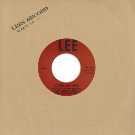 """(7"""") PAT KELLY & THE UNIQUES WITH BOBBY AITKEN AND THE CARIB BEATS - LITTLE BOY BLUE / GLEN ADAMS – I CAN'T HELP"""