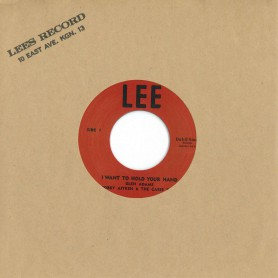 """(7"""") GLEN ADAMS – I WANT TO HOLD YOUR HAND / ANN REID - REMEMBER ME"""