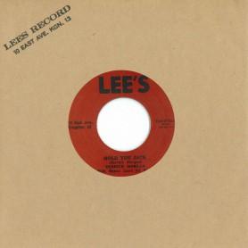"""(7"""") DERRICK MORGAN – HOLD YOU JACK / LESTER STERLING & STRANGER COLE - BANGARANG"""