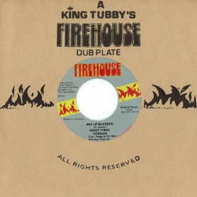 "(7"") KEITH HUDSON - THEME FROM THE L.P. SATAN SIDE / EARL FLUTE & HORACE ANDY ‎– PETER & JUDAS"