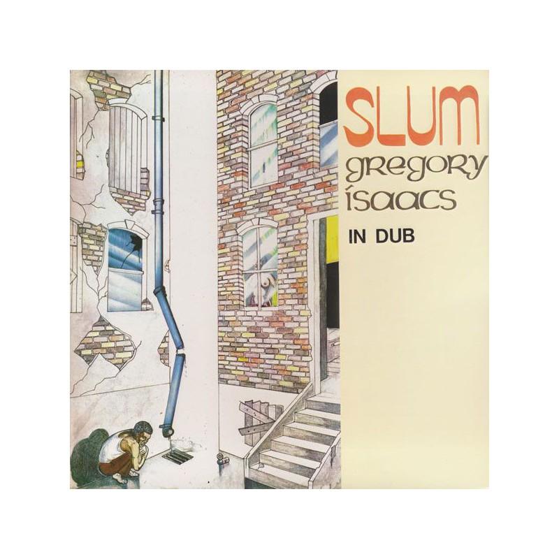 (LP) GREGORY ISSACS - SLUM IN DUB