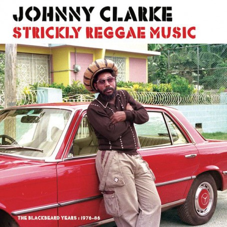 (LP) JOHNNY CLARKE - STRICKLY REGGAE MUSIC
